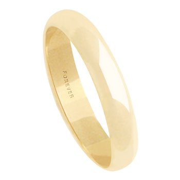4mm 400 Mens Tiffany Wedding Band