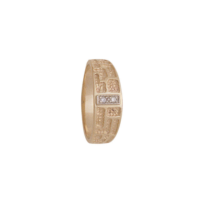 Cadman Catalog 7mm W99 Mens Tapered Wedding Band