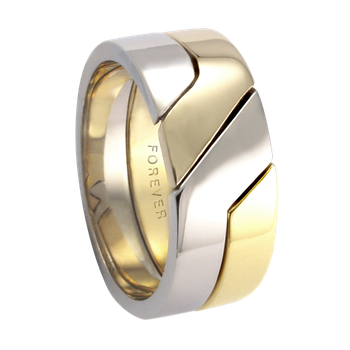 8mm 5777 Ladies Wedding Band