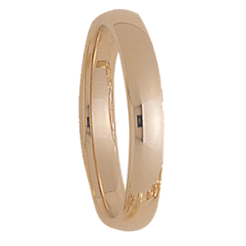 400T Mens Wedding Band