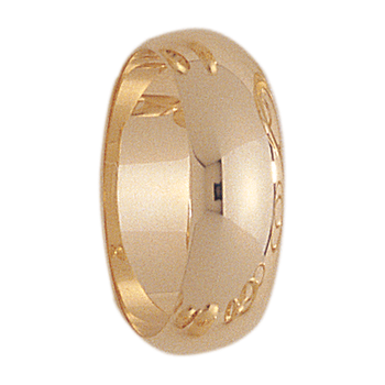 7mm 700 Mens Tiffany Wedding Band