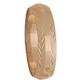 6mm 7T52 Mens Wedding Band