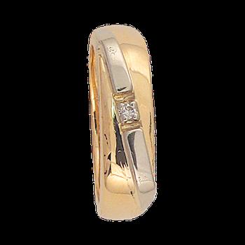 5.5mm 5579 LadiesTapered Wedding Band