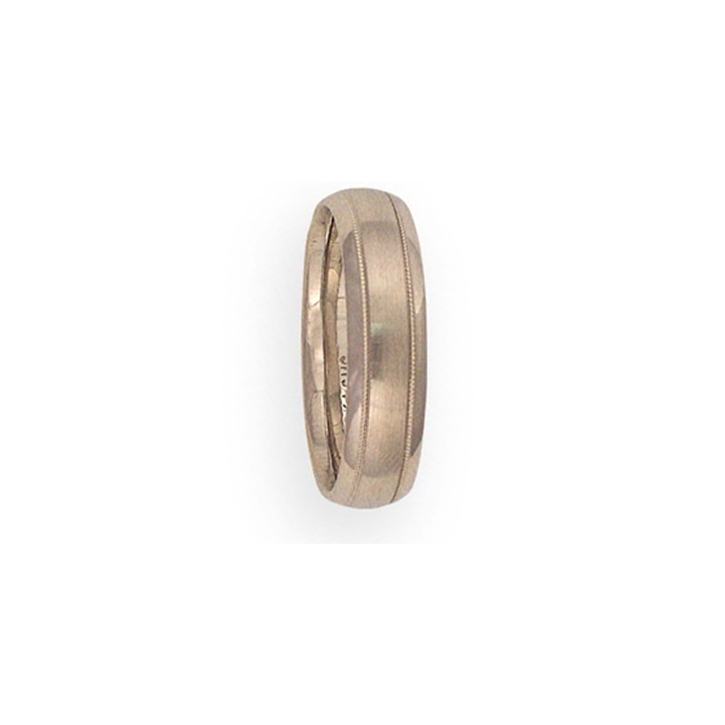 Cadman Catalog 6mm 6T40 Mens Comfort Curve Wedding Band