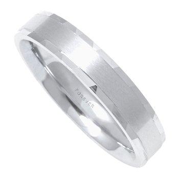 4mm 1T011 Ladies Comfort Curve Wedding Band