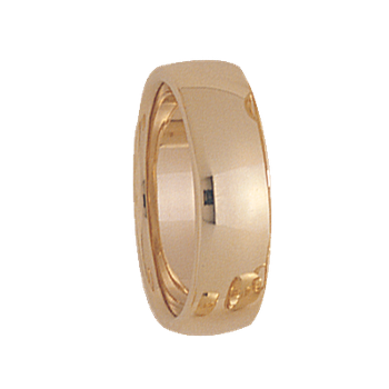 6mm 600T Ladies Wedding Band