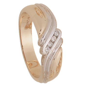 6mm 5188 Mens Tapered Wedding Band