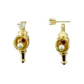 Lantern Earring Jackets