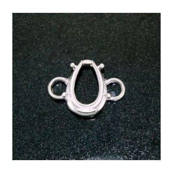 Sterling Driving Collar Clasp For Lestage Bracelet