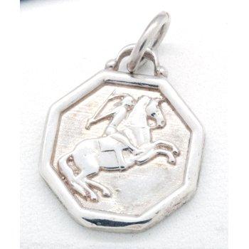 Sterling Silver Santiago pendant
