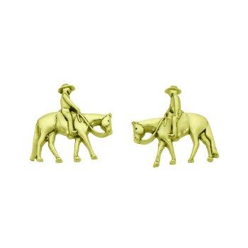 Quarterhorse Earring