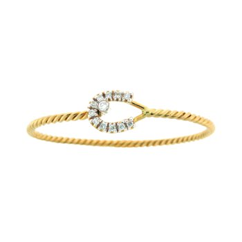 Bangle Horseshoe Bracelet
