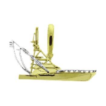 Sport Fisherman Power Boat Pendant