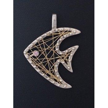 Angel Fish Charm
