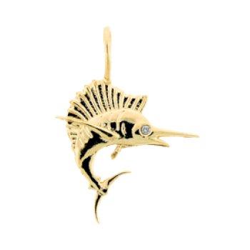Pendant-Sailfish