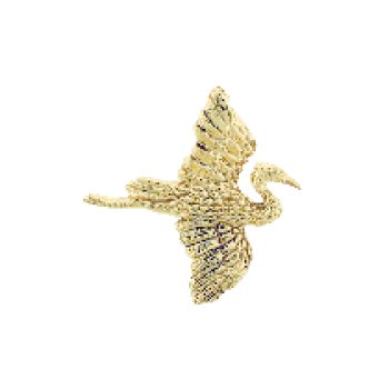 Heron Pendant