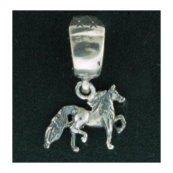 Morgan Horse Pandora Type Bead
