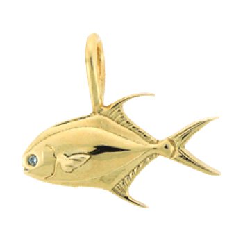 Nautical-Yellowfin Pendant