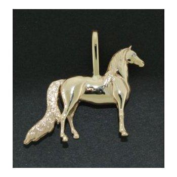 Morgan Horse Pendant