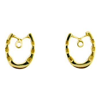 Horseshoe Earring Jackets