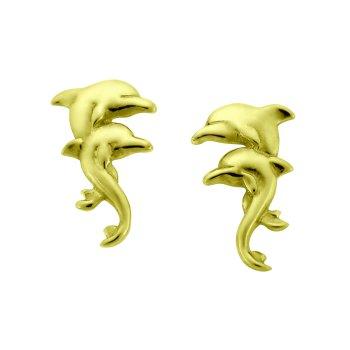 Porpoise Earrings