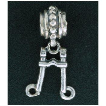 Curb Bit Pandora Type Bead
