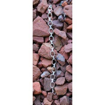 Diamond and White Gold, Fancy Link Bracelet
