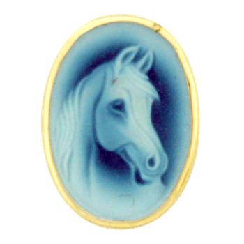 Horse Head Tie Tack