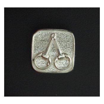 D-Bit Solid Pandora Type Bracelet Bead