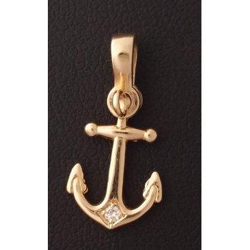 Medium Anchor Pendant