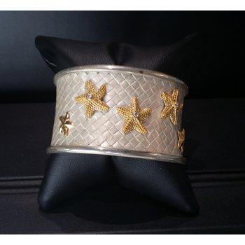 Starfish Cuff Braclet