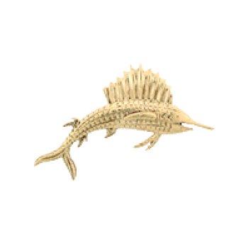 Sailfish Pendant