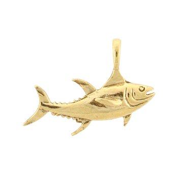 Yellow Fin Tuna Pendant