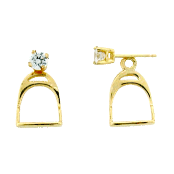 Stirrup Earring Jackets