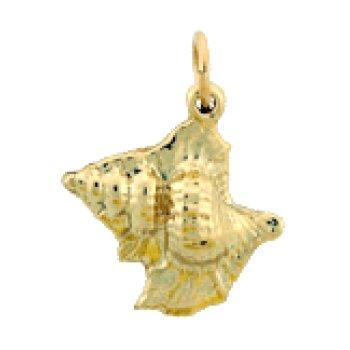 Conch Shell Charm