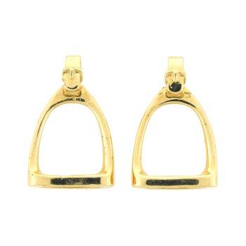 Stirrup Earrings