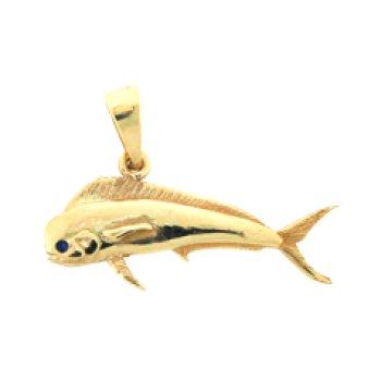 Dolphin Pendant