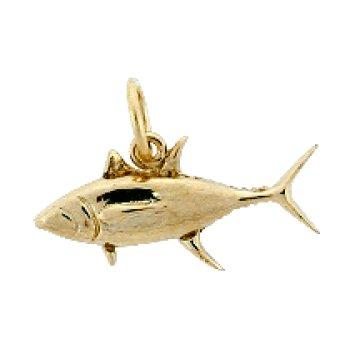 Yellowfin Tuna Charm