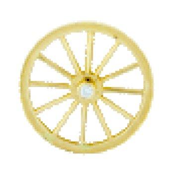 Wheel Pendant