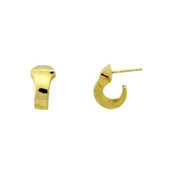 Nail Earrings