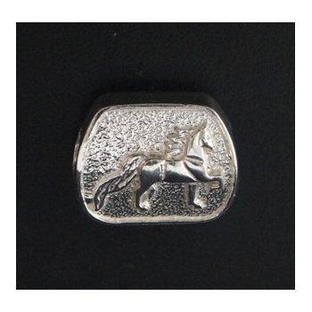 Morgan Horse Solid Pandora Type Bead
