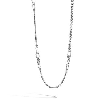 Asli Classic Chain Link Transformable Necklace