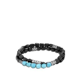 Classic Chain Double Wrap Bracelet