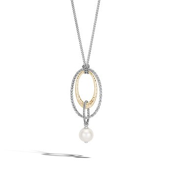 "Palu Pearl 32"" Pendant Necklace"