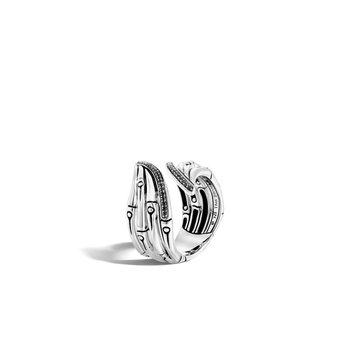 Bamboo Open Band Ring