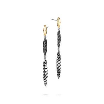 Classic Chain Spear Linear Earring