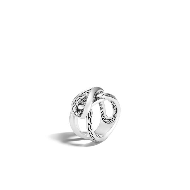 John Hardy Asli Classic Chain Link Ring