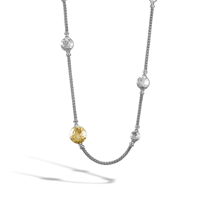 John Hardy Hammered Long Necklace