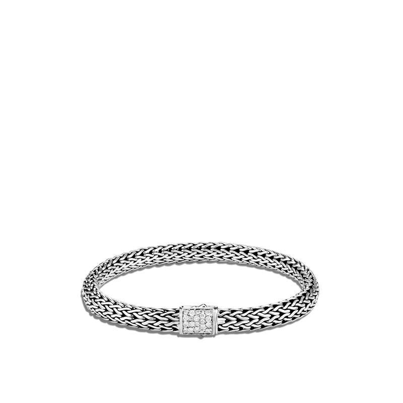 John Hardy Reversible Bracelet with Diamond