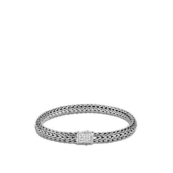 Reversible Bracelet with Diamond